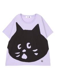 にゃー / びっぐにゃー T / Tシャツ