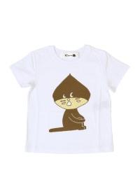 にゃー / S キッズ くりにゃー T / Tシャツ