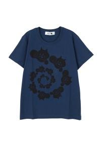 にゃー /  ぐるぐるにゃー T / Tシャツ