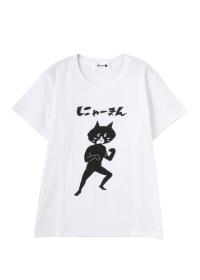 にゃー / 【別注】にゃーまん T / Tシャツ