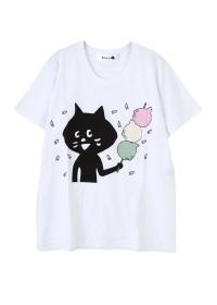 にゃー / (L)はなよりだんごにゃー T / Tシャツ