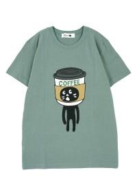 にゃー / メンズ かふぇにゃー T / Tシャツ
