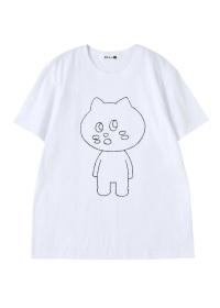 <追加予約> にゃー / メンズ にゃーぐるみ T / Tシャツ