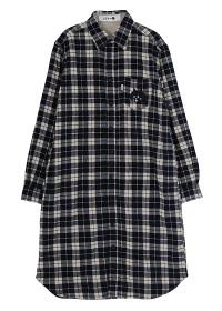 にゃー / S にゃーネルシャツ / ワンピース