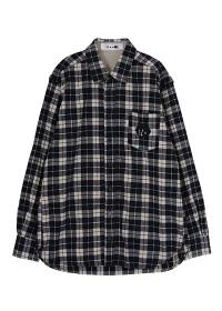 にゃー / S メンズ  にゃーネルシャツ / シャツ