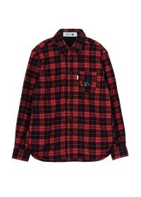 にゃー / S にゃーネルシャツ / シャツ