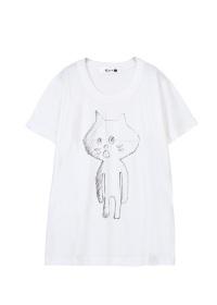 にゃー / らふにゃー T / Tシャツ