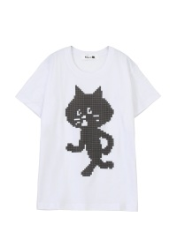にゃー / びっとにゃー T / Tシャツ