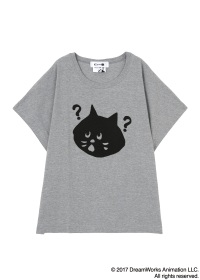 にゃー / にゃー×Felix the Cat はてなT / Tシャツ