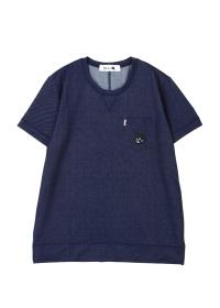 にゃー / SP デニムポケにゃー T / Tシャツ