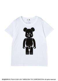 にゃー / にゃー × BE@RBRICK T / Tシャツ