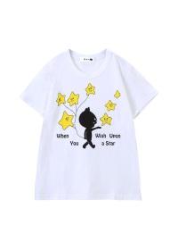 にゃー / ほしにねがいをにゃー T / Tシャツ