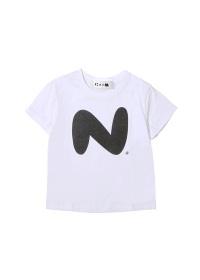 にゃー / S キッズ にゃーのN T / Tシャツ