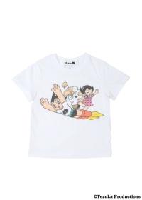 にゃー / キッズ にゃールックアトムとなかま T / Tシャツ