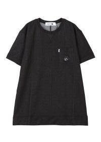 にゃー / メンズ デニムポケにゃー T / Tシャツ