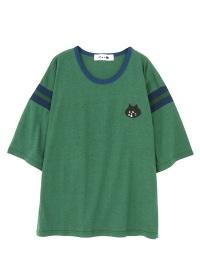 にゃー / メンズ にゃーベースボール T / Tシャツ