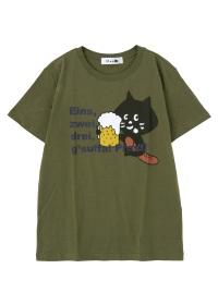 にゃー / メンズ  かんぱいにゃー T / Tシャツ