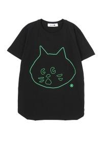 にゃー / メンズ ネオンにゃーT / Tシャツ