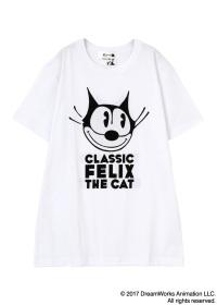 にゃー / メンズ  にゃー×Felix the Cat T / Tシャツ