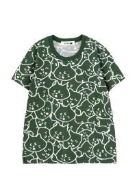 にゃー / S 【別注】にゃーかおいっぱいT / Tシャツ