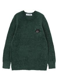 にゃー / S もけにゃーニット / セーター