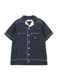 にゃー / にゃーボウリングシャツ / シャツ