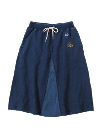 にゃー / にゃーとチャンピオンのデニムスカート / スカート
