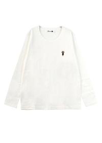 にゃー / しばいぬにゃー T / Tシャツ