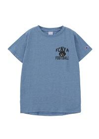 にゃー / にゃーとチャンピオンのスラブT / Tシャツ