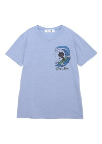 にゃー / メンズ さーふにゃーT / Tシャツ