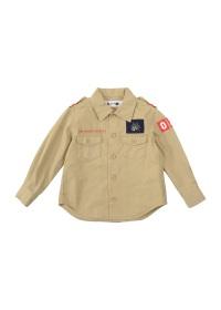 にゃー / S キッズ ボイスカにゃーシャツ / シャツ