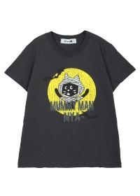 にゃー / マミーマンにゃー T / Tシャツ