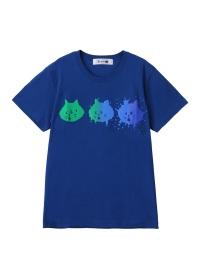 にゃー / スプラッシュにゃー T / Tシャツ