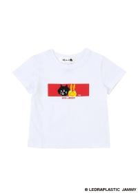 にゃー / キッズ にゃー10thロディ T / Tシャツ