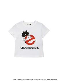 にゃー / S キッズ にゃーと NO GHOST T / Tシャツ