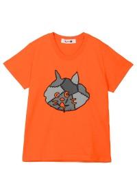 にゃー / ゾンビにゃー T / Tシャツ