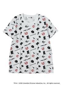 にゃー / にゃーと総柄 GHOSTBUSTERS T / Tシャツ