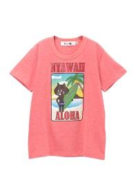 にゃー / ALOHAにゃー T / カットソー