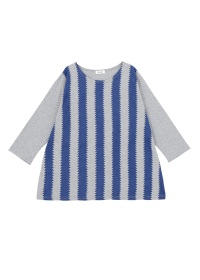 Plantation / ストライブプリント-T / Tシャツ