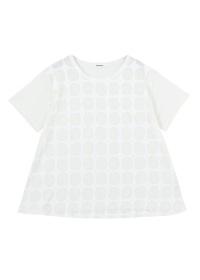 Plantation / ドット型プリント-T / Tシャツ