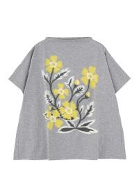Plantation / ブロッサムジャガードT / Tシャツ