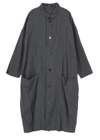 Plantation L-line / (N)C/Lチェック / ロングシャツ