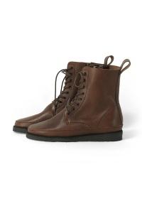 Plantation / グルービーレースアップブーツ / ブーツ