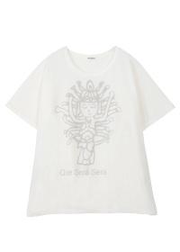 Plantation / アルカイックスマイルT-�U / Tシャツ