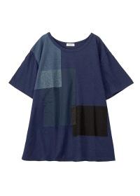 Plantation L-line / S パネルカラーT / Tシャツ