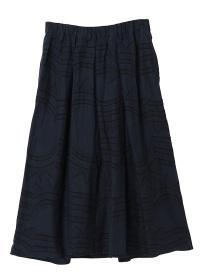 Plantation / GF ウェーブスカラップJQ / スカート
