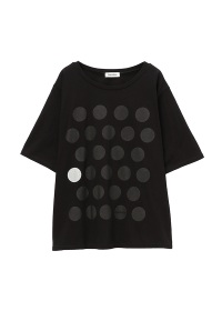 Plantation / ロゴドットTシャツ / カットソー