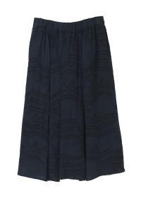 Plantation L-line / GF ウェーブスカラップJQ / スカート