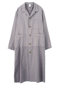 S cotton wool shop coat