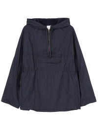 S light nylon anorak parka